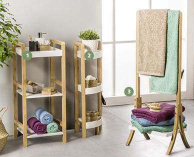 Living Style Bambus Badezimmermobel Aldi Schweiz Archiv
