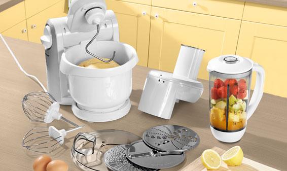 Robot m nager lidl france archive des offres for Robot de cocina silvercrest