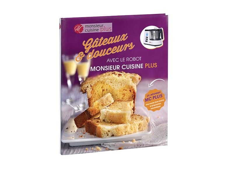 """Livre de recettes """" Monsieur Cuisine Plus """" - Lidl ..."""