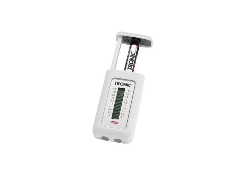 Tester digitale per batterie lidl italia archivio for Mantenitore di carica lidl