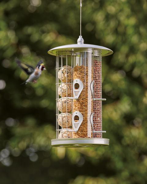 3-in-1 bird feeder - aldi  u2014 great britain