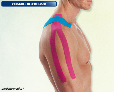 Tape kinesiologico ACTIVE MED