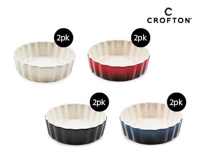Mini Casserole and Baking Dishes 2pk