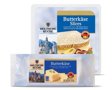 Deutsche Küche Butterkäse - Aldi — USA - Specials archive