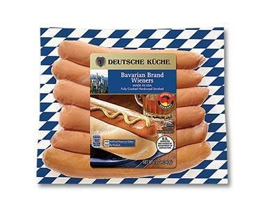 Deutsche Küche Bavarian Brand Wieners Original or Mustard ...