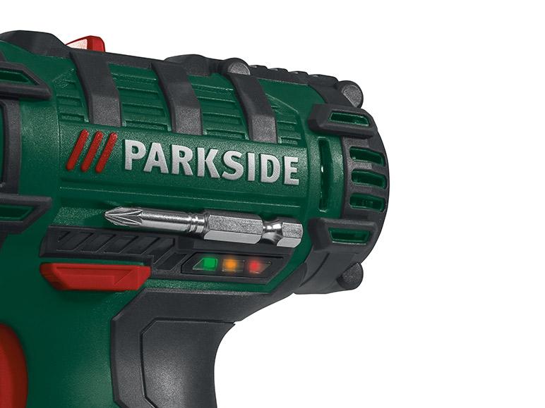 PARKSIDE 12V Li-Ion Cordless Drill - Lidl — Great Britain