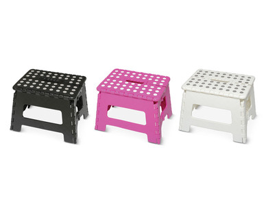 Easy Home Folding Step Stool Aldi Usa Specials Archive
