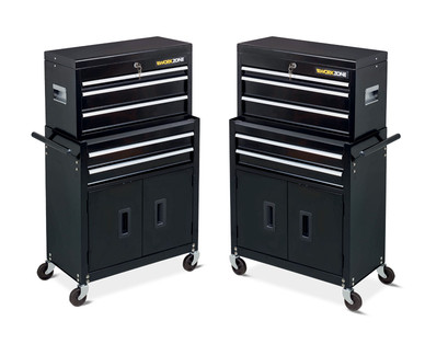 Tool Chest And Rolling Cabinet Aldi Usa Specials Archive