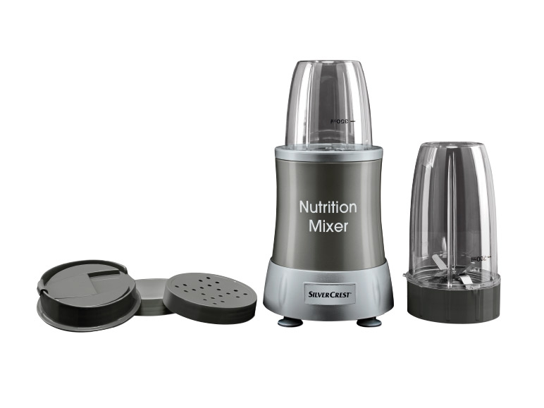Silvercrest nutrition mixer blender smoothie maker 700 - Silvercrest kitchen tools opiniones ...