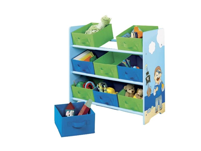 LIVARNO Kids Storage Shelves Lidl Great Britain