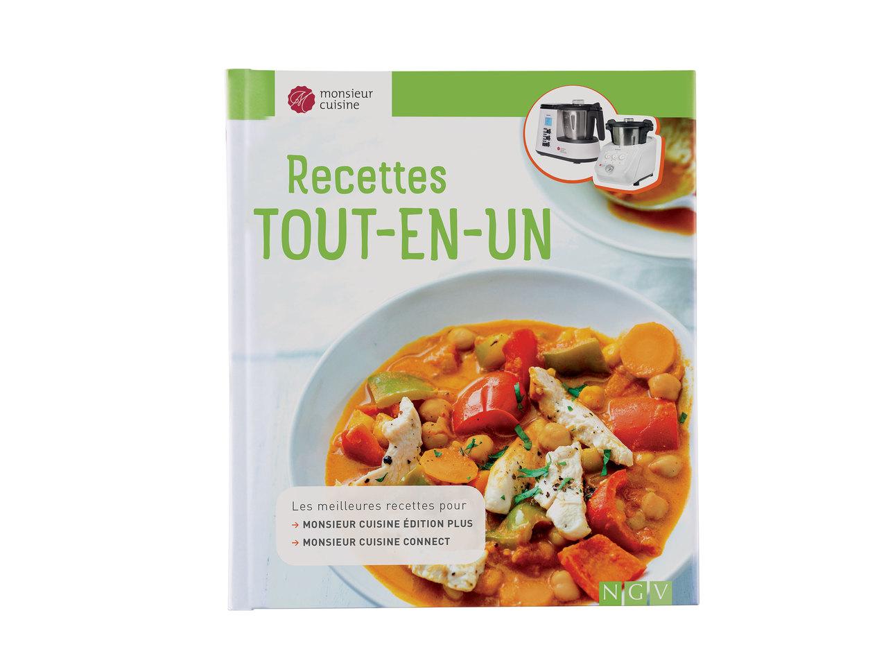 Livre De Recettes Monsieur Cuisine Lidl France Archive Des