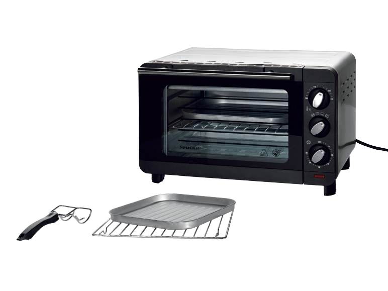 Electric Oven And Grill Part - 23: Silver Crest Electric Oven And Grill SGB 12A1. They Are Electric And Have A  Stainless Steel Heating Element,. I Make My Own Brea Both In A Bread Maker  And ...