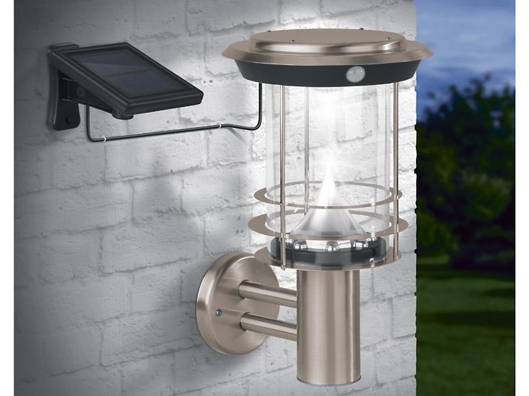 Lampada led per esterni ad energia solare lidl u italia
