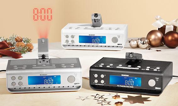 Radio r veil lidl france archive des offres - Radio reveil avec projection de l heure au plafond ...