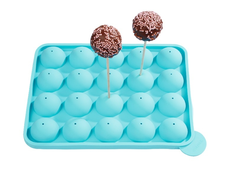 Cake-Pop Baking Mould or Measuring Cup