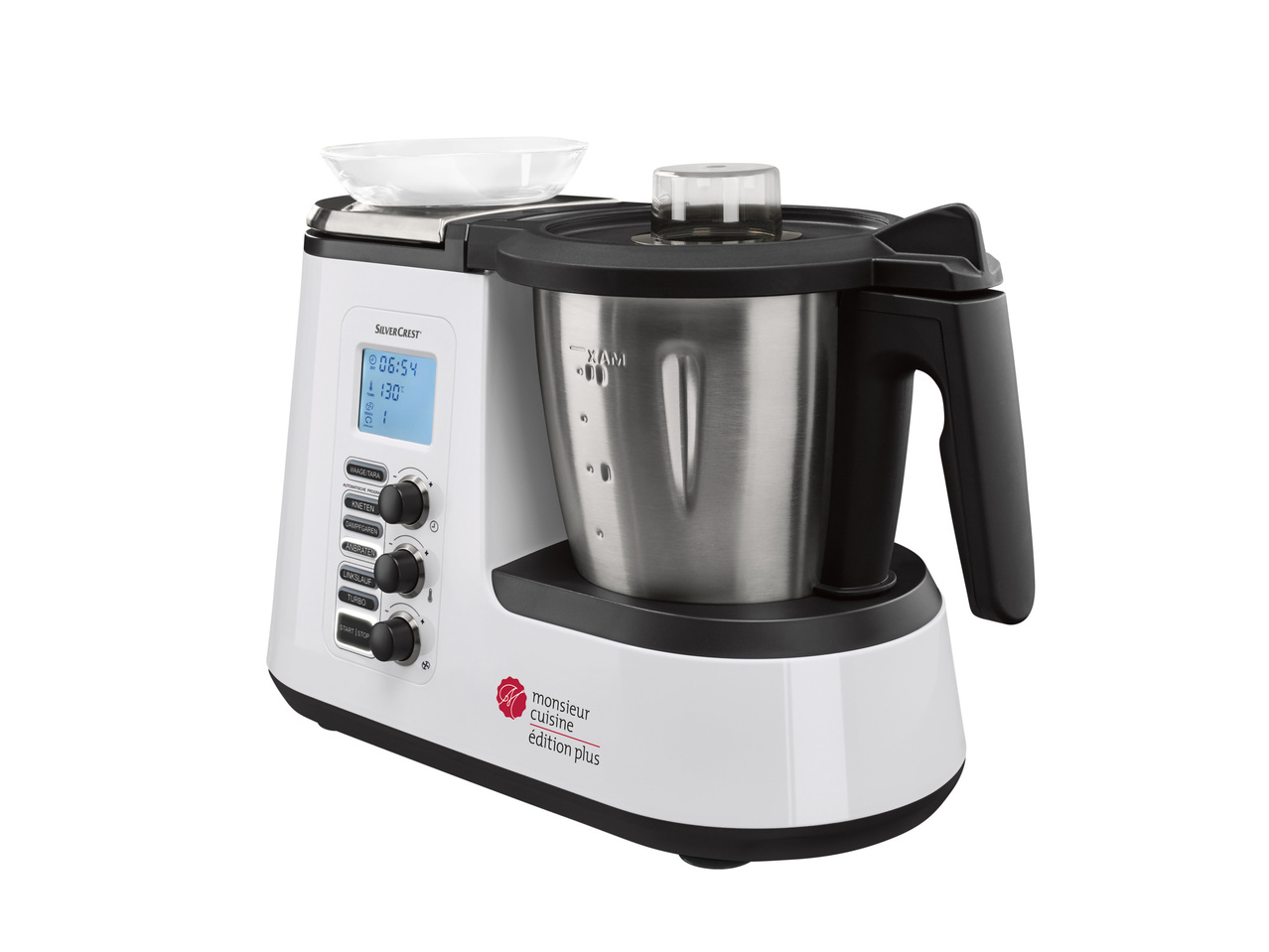 Silvercrest Kitchen Tools Monsieur Cuisine Thermo Food Processor