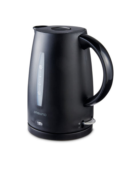 Ambiano Black Home Starter Kettle