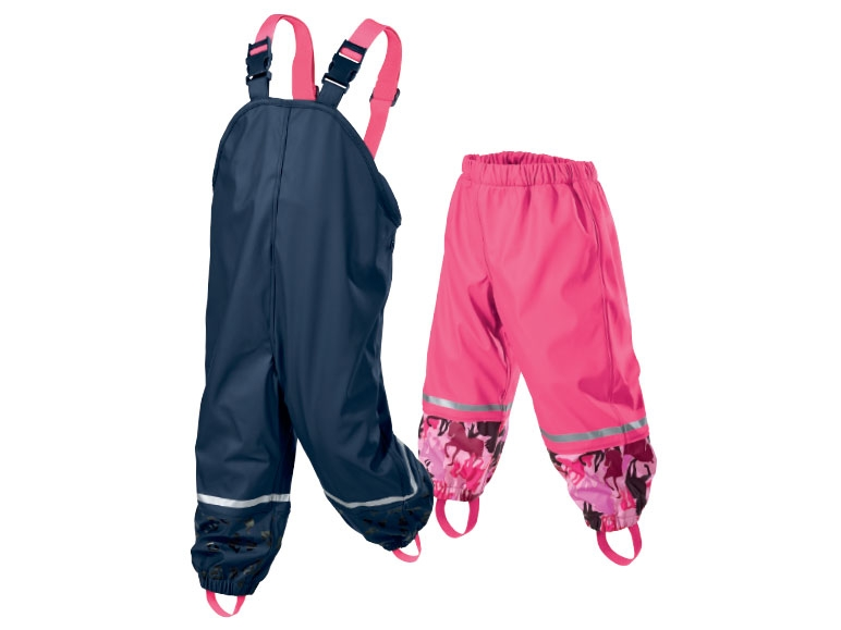 43954114a LUPILU Kids  Waterproof Trousers - Lidl — Great Britain - Specials ...