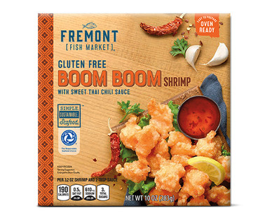 Fremont Fish Market Boom Boom Shrimp - Aldi — USA - Specials