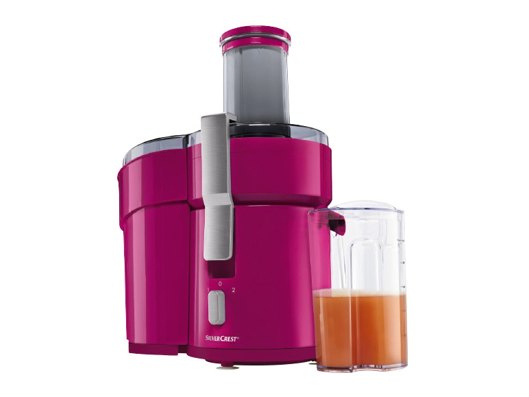 Silvercrest kitchen tools fruit vegetable juicer lidl - Silvercrest kitchen tools opiniones ...