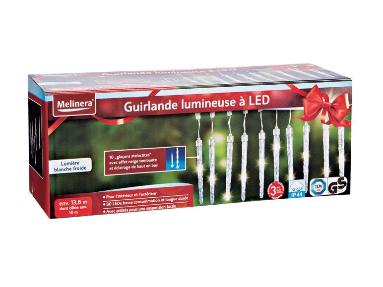 Guirlande lumineuse  LED Lidl — France Archive des offres