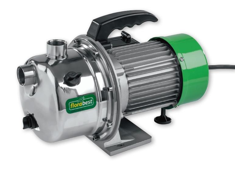 FlorabestR 1100W Garden Water Pump Lidl Ireland Specials