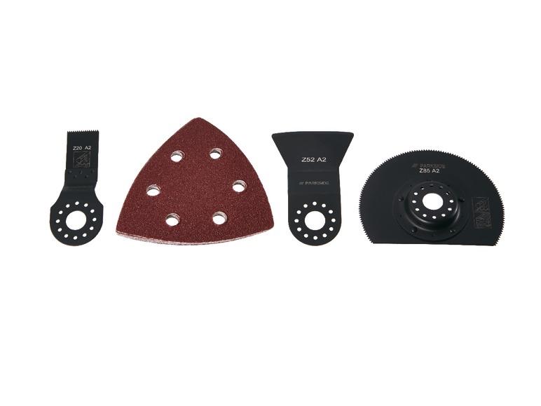 Accessori per elettroutensile multiuso lidl italia for Elettroutensili parkside