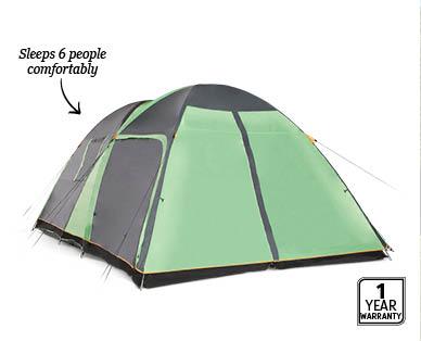 6 Person Tent With Screen Room Aldi Australia Specials Archive