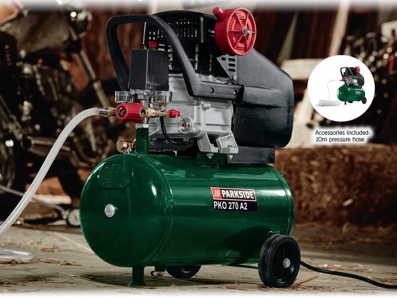 Parkside R 1 8 Kw Compressor 2 45hp Lidl Ireland