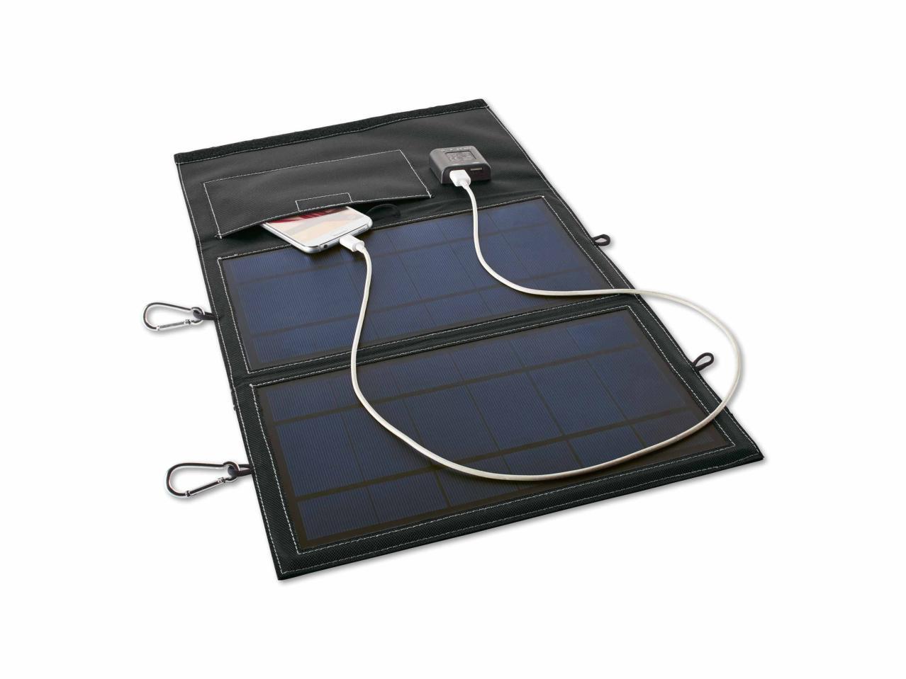 chargeur solaire pliable lidl suisse archive des offres promotionnelles. Black Bedroom Furniture Sets. Home Design Ideas