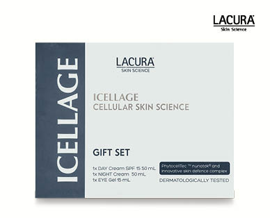 Icellage Cellular Face Care Gift Set