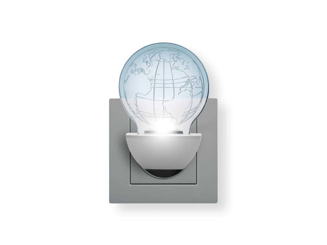 ' Lidl España Livarno Lux Lámpara nocturna — R LED dCBoWrxe