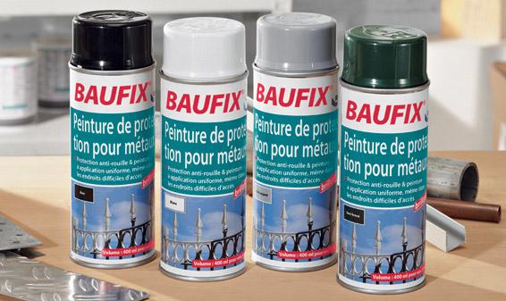 Peinture de protection pour m taux lidl france for Peinture baufix