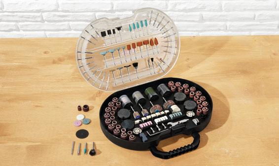 accessoires pour mini outils lidl france archive des offres promotionnelles. Black Bedroom Furniture Sets. Home Design Ideas