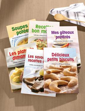 Livre de cuisine lidl france archive des offres - Livre de cuisine francaise ...