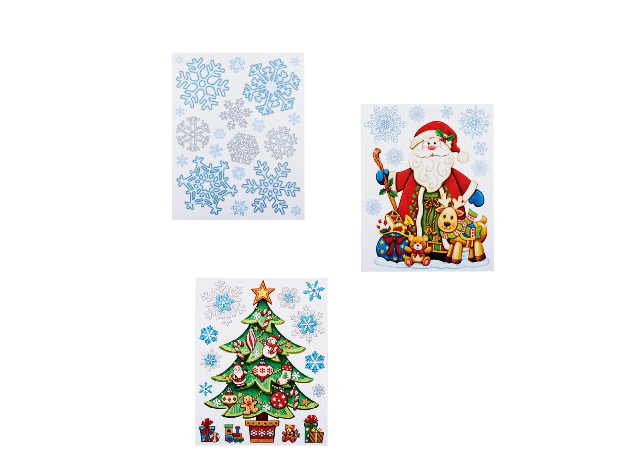 MELINERA Christmas Window Decorations - Lidl — Ireland - Specials ...