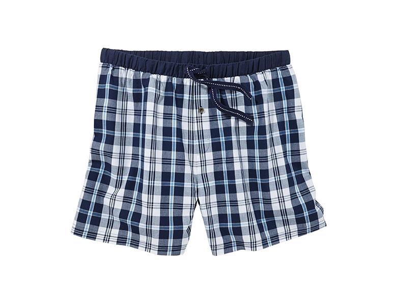 Livergy Men S Pyjama Shorts Lidl Great Britain