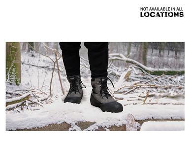 Adventuridge Men's Winter Boots - Aldi
