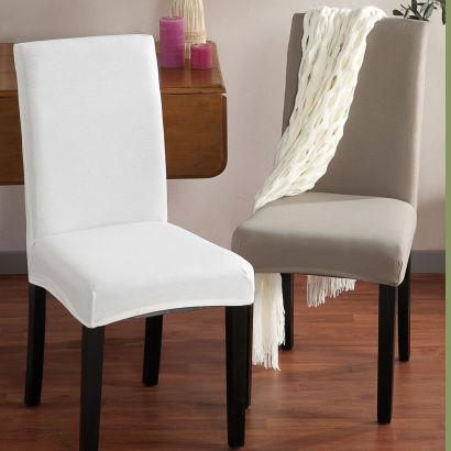 lot de 2 housses de chaise aldi france archive des offres promotionnelles. Black Bedroom Furniture Sets. Home Design Ideas