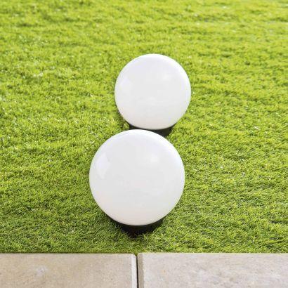 gartenlampen mit solarenergie 2 st aldi belgien. Black Bedroom Furniture Sets. Home Design Ideas