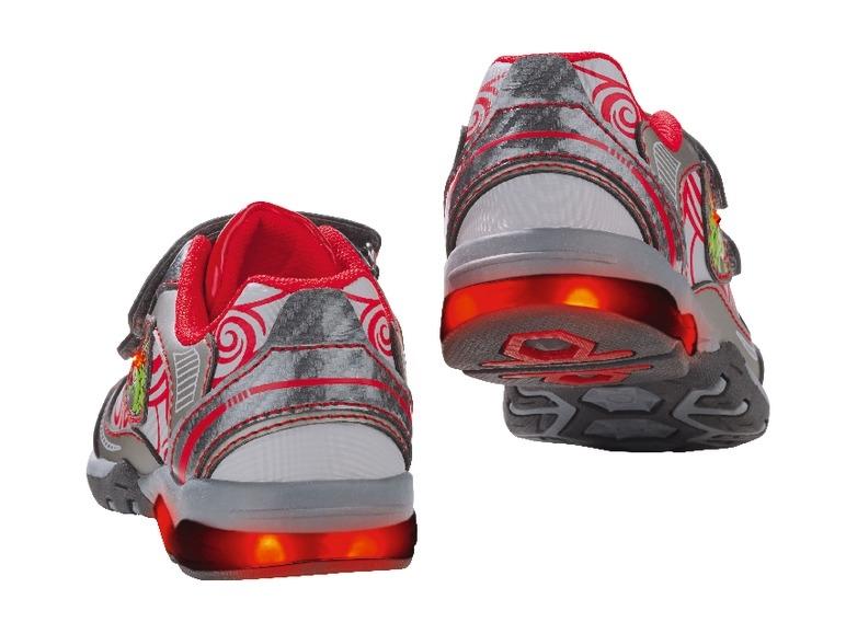 Sneakers con luci da bambina Kt713jvBE