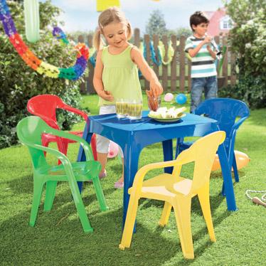 Table de jardin enfant lidl france archive des for Table de jardin enfant