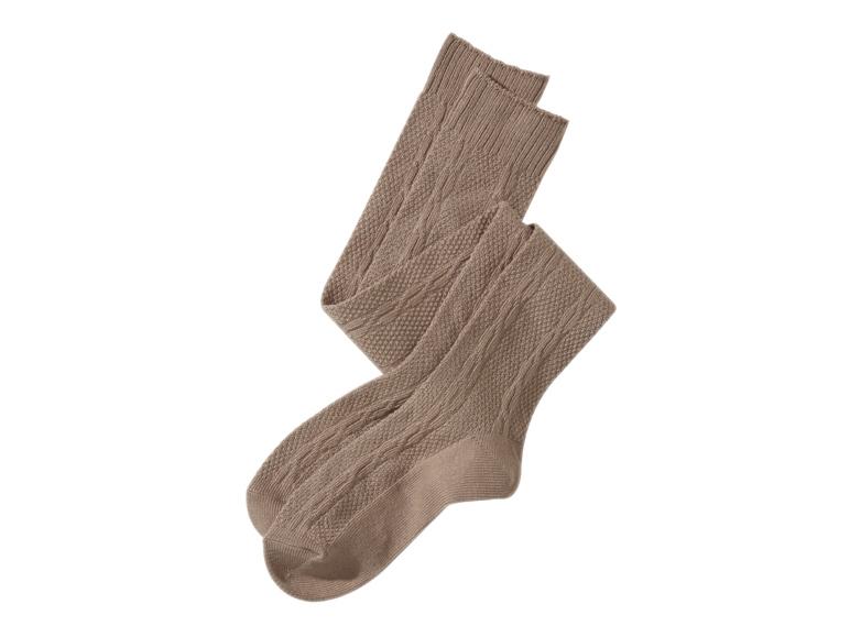 jambi res ou chaussettes montantes femme lidl france. Black Bedroom Furniture Sets. Home Design Ideas