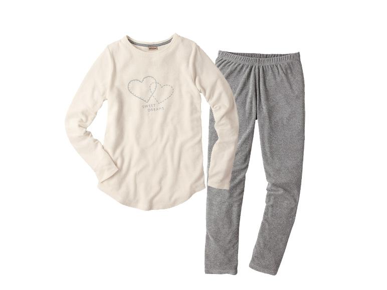 pyjama en  u00e9ponge femme ou homme - lidl  u2014 france