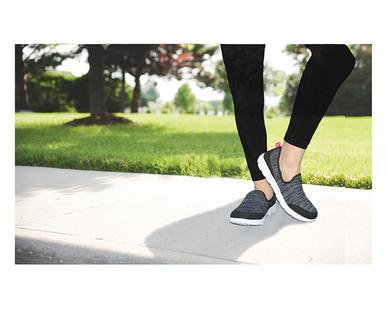 Crane Ladies' Memory Foam Walking Shoes - Aldi — USA