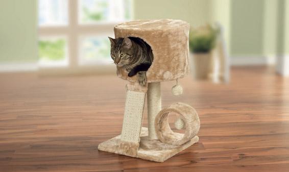 arbre chat petit mod le lidl france archive des. Black Bedroom Furniture Sets. Home Design Ideas
