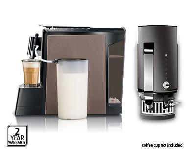 how to work aldi coffee machine