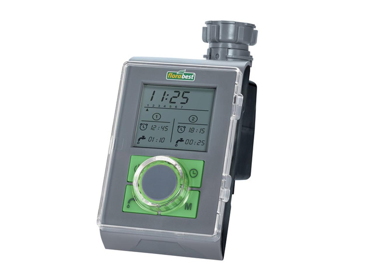 florabest programmable water timer - lidl — northern ireland