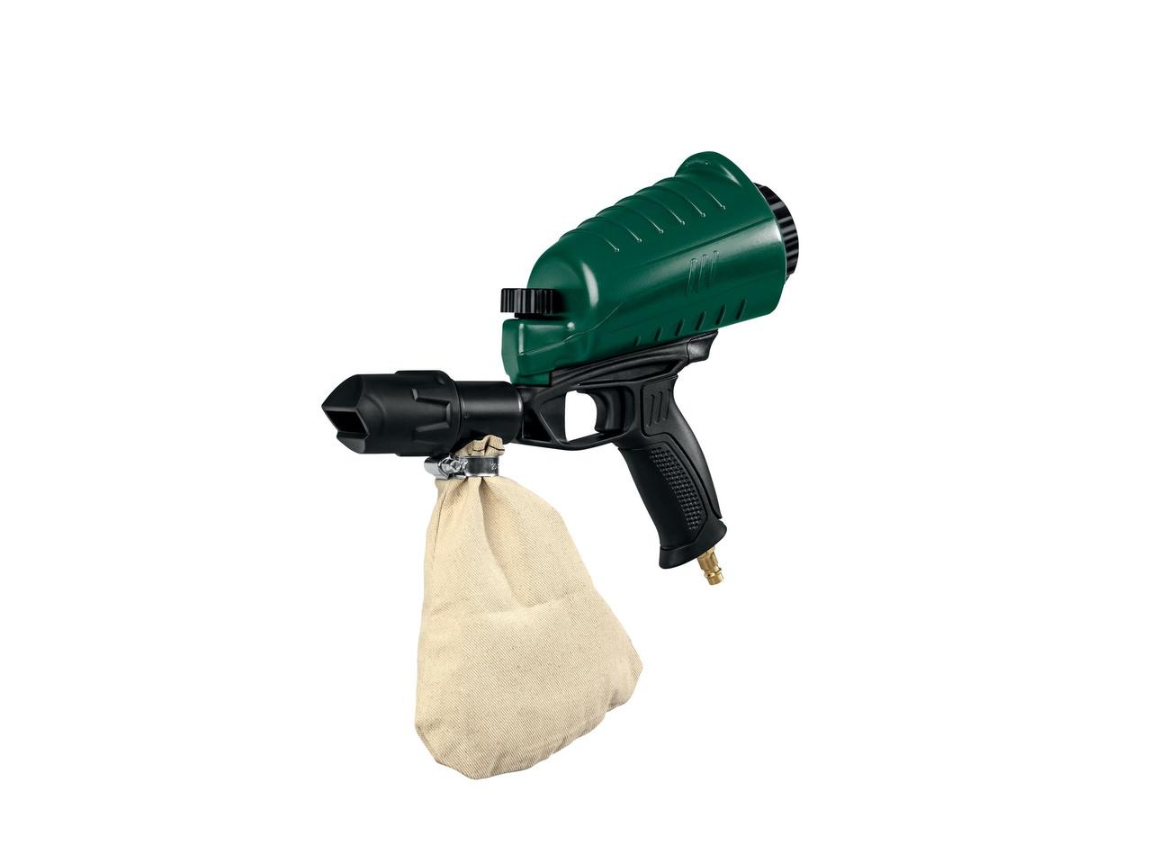 Pistola elettrica per verniciare lidl riparazioni for Pistola sparapunti elettrica parkside