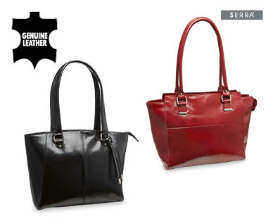 Las Leather Handbag